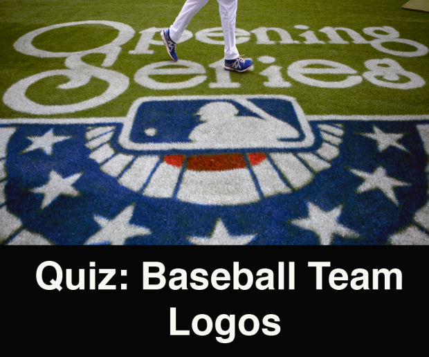 Baseball quiz logo