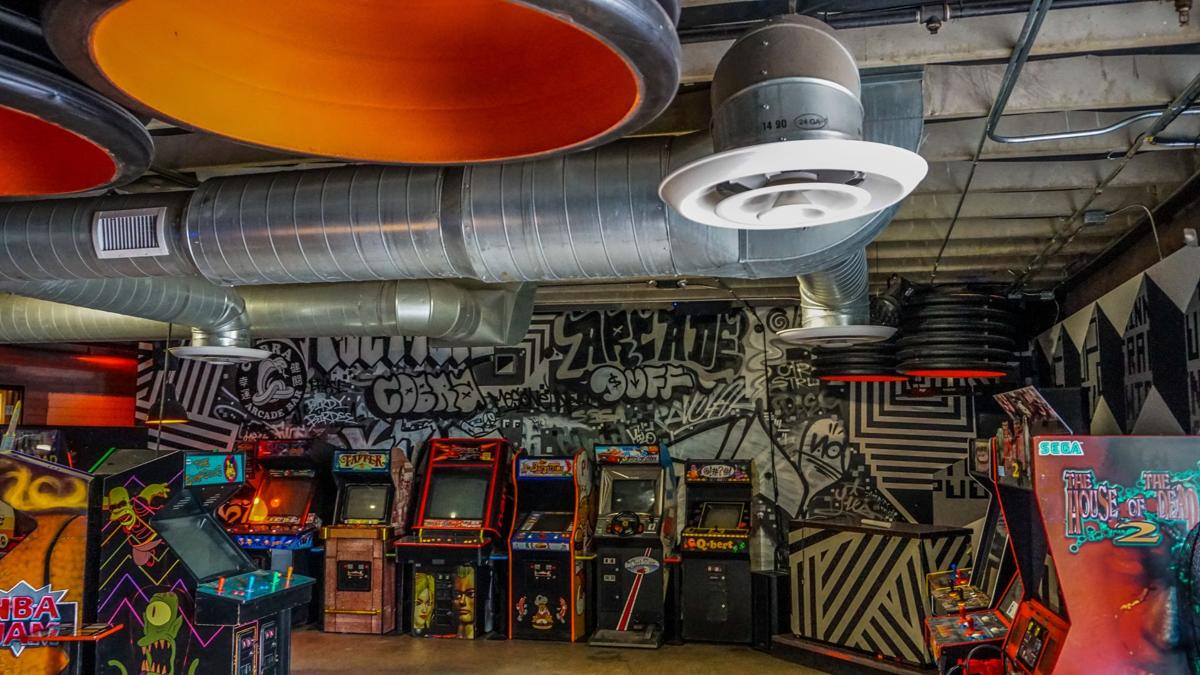 Downtown Tucson getting its first arcade bar this summer