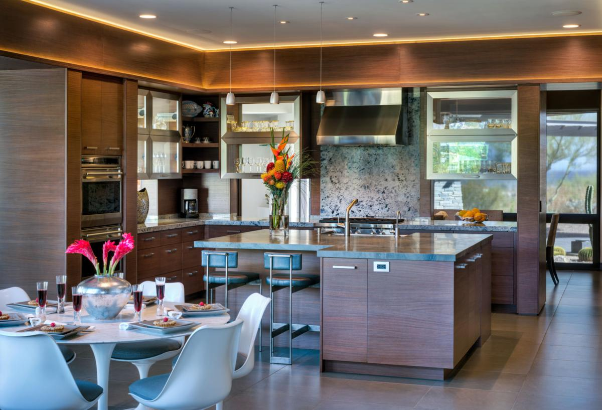 Award-winning kitchen