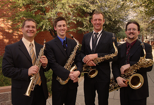 The Presidio Saxophone Quartet