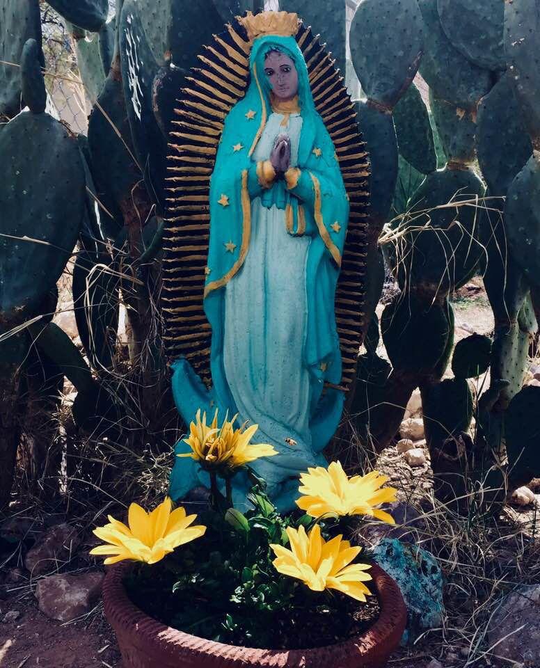 Virgin of Guadalupe Casa Maria