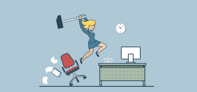 Why college grads shouldn't fear quitting their first jobs
