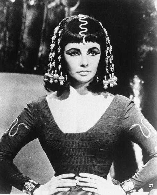 Original 'Cleopatra' is back on big screen, DVD