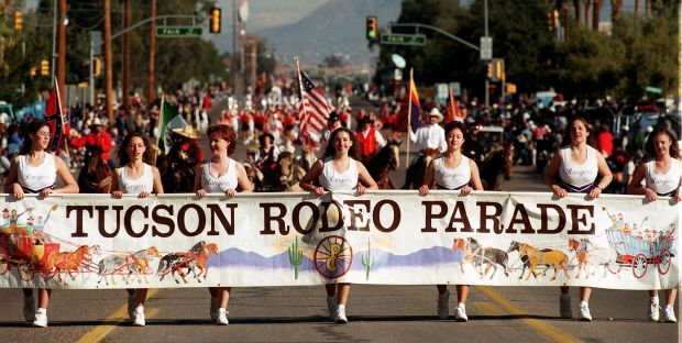 Photos Historic Tucson Rodeo Parade
