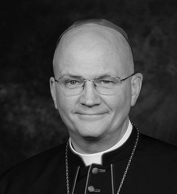 Most Rev. Edward J. Weisenburger