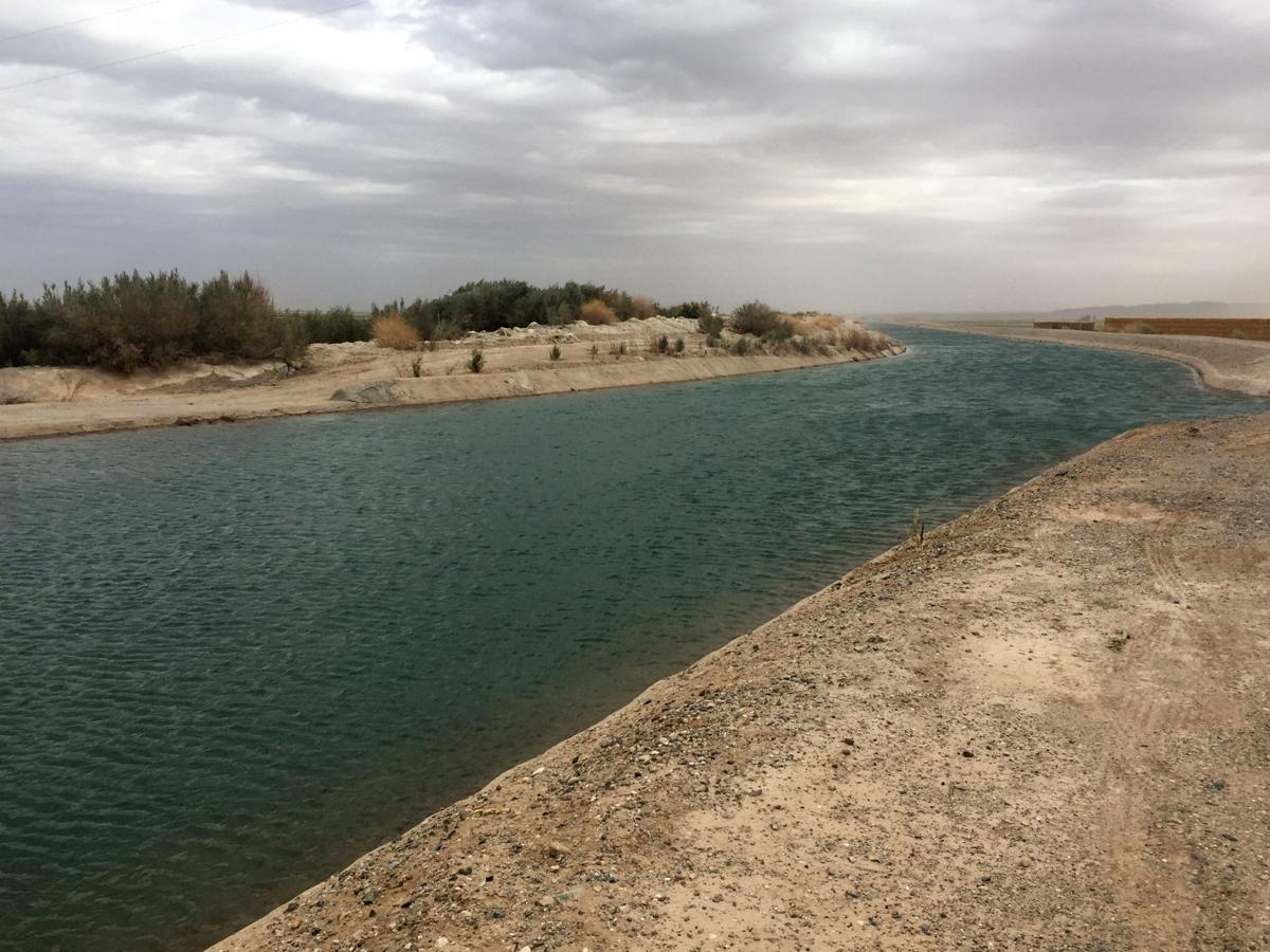 Colorado River water