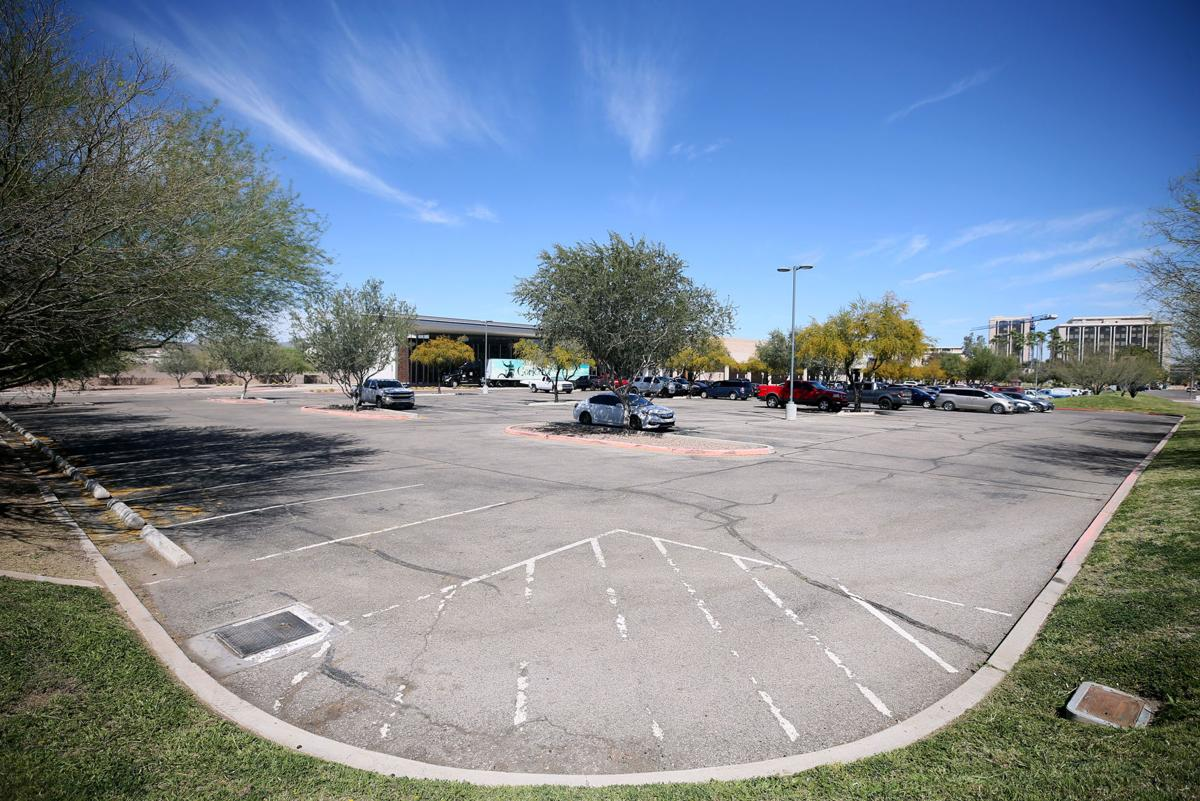 Tucson Convention Center parking