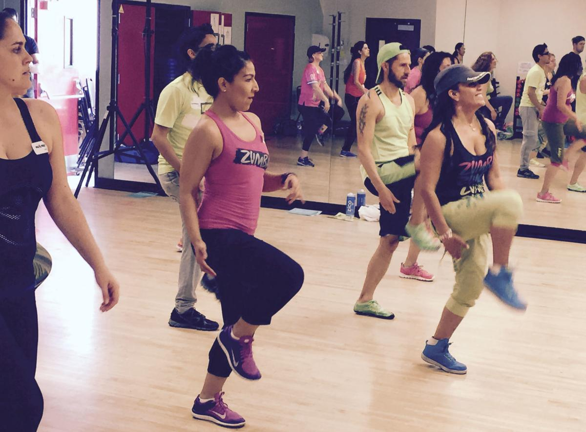 Fitness classes: Tai chi, yoga and more   Entertainment