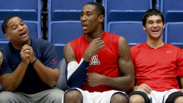 Photos: Emanuel 'Book' Richardson, Arizona assistant coach ...