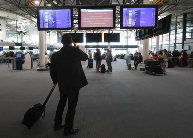 Controllers rebel at reform of EU air traffic system