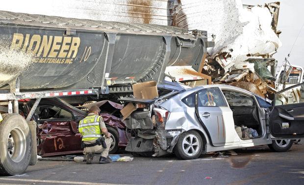 I-10 Picacho Accident