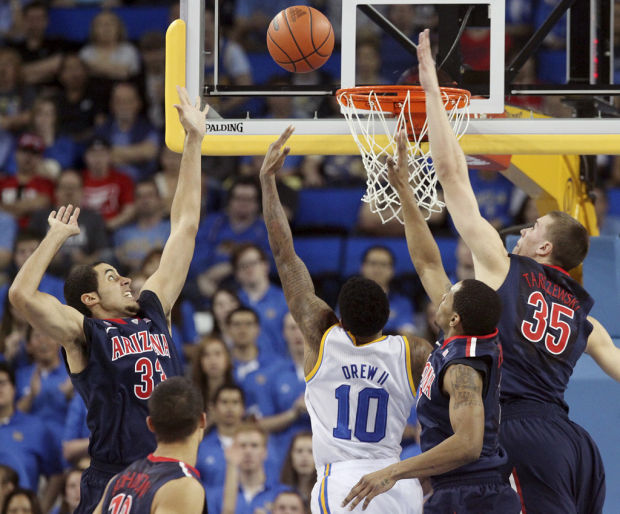 UCLA 74, Arizona 69: Free fall puts Cats 4th