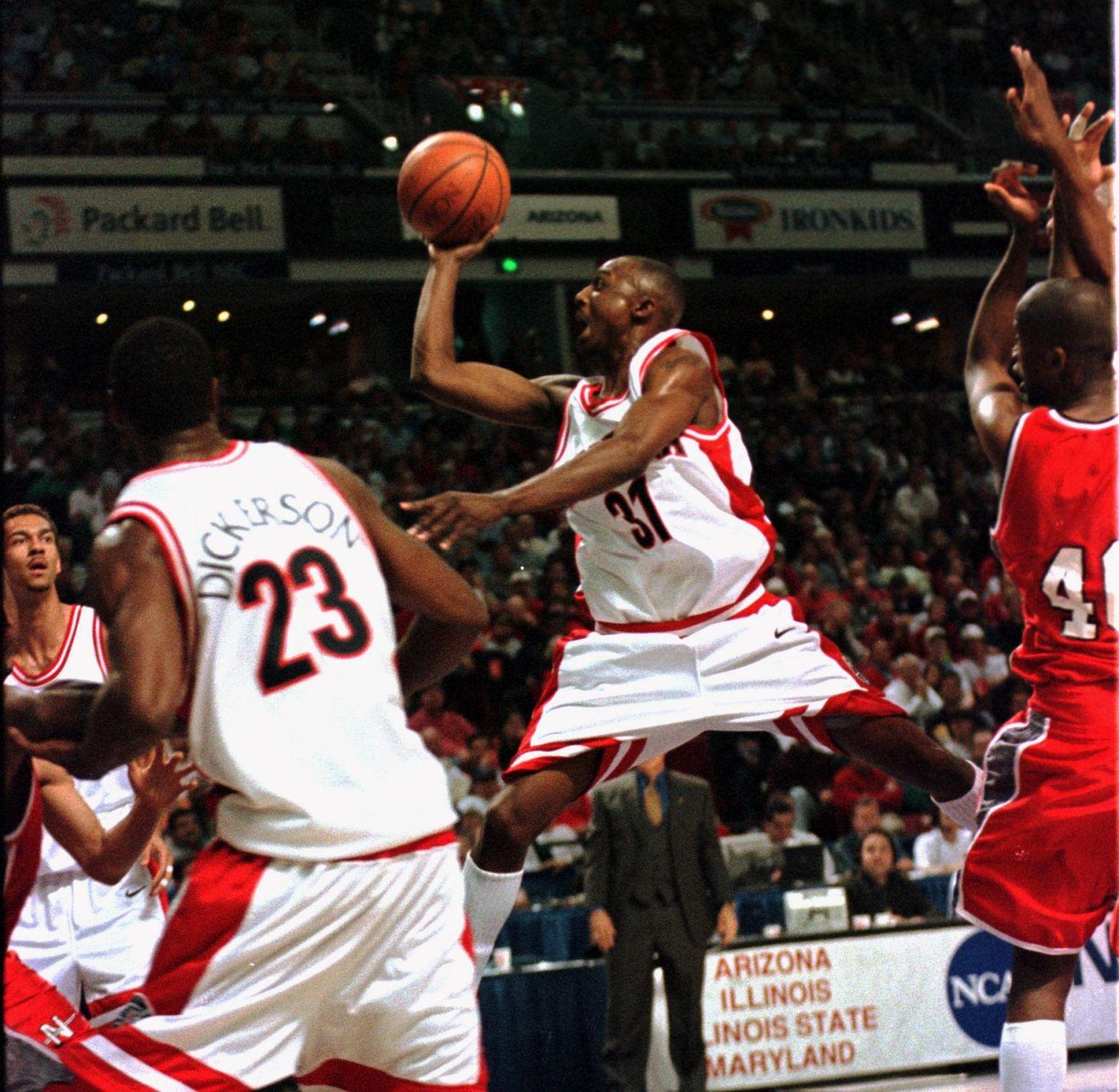 Photos: Ex-Cat Jason Terry's UA career | Arizona Wildcats ...