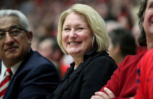 UA president, a year in job, leading whirlwind of change