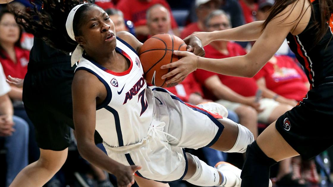 Hansen's Sunday Notebook: Aari McDonald among Tucson's best during 2018-19 athletic year