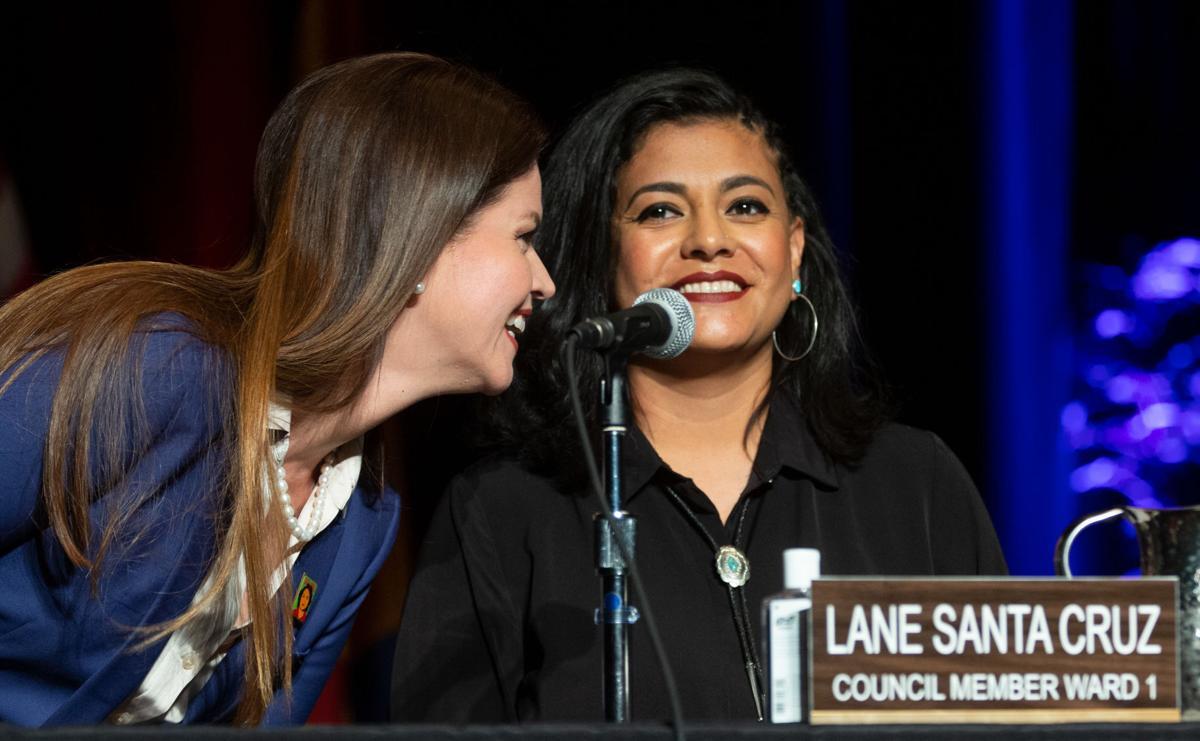 Regina y Lane Inauguration (LE)