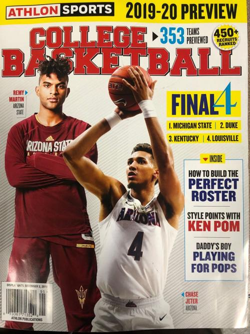 Athlon Sports College Basketball preview