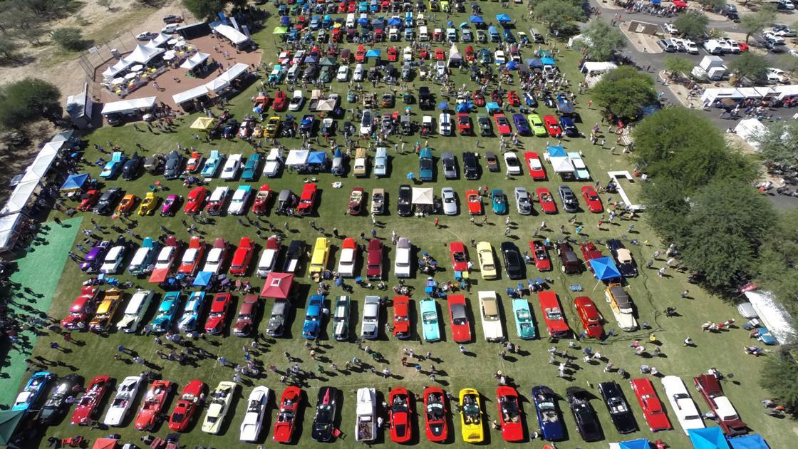 Tucson Rotary Car Show