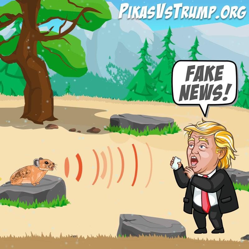 Pikas Vs. Trump