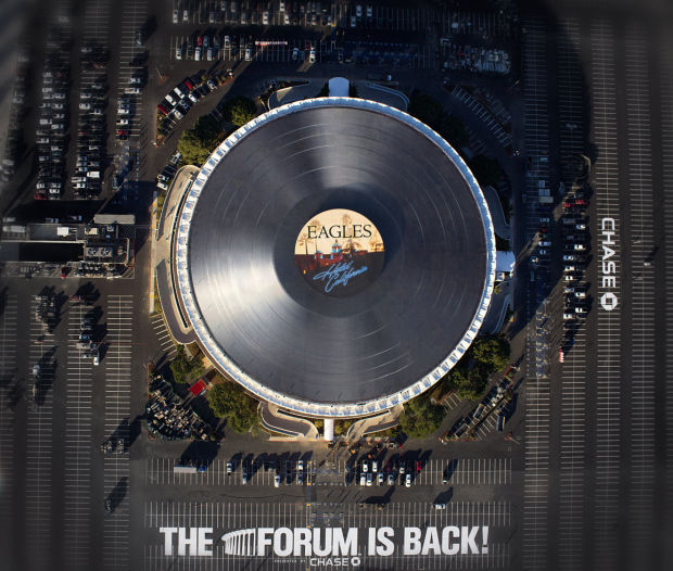 Photo of the day: The Eagles Forum
