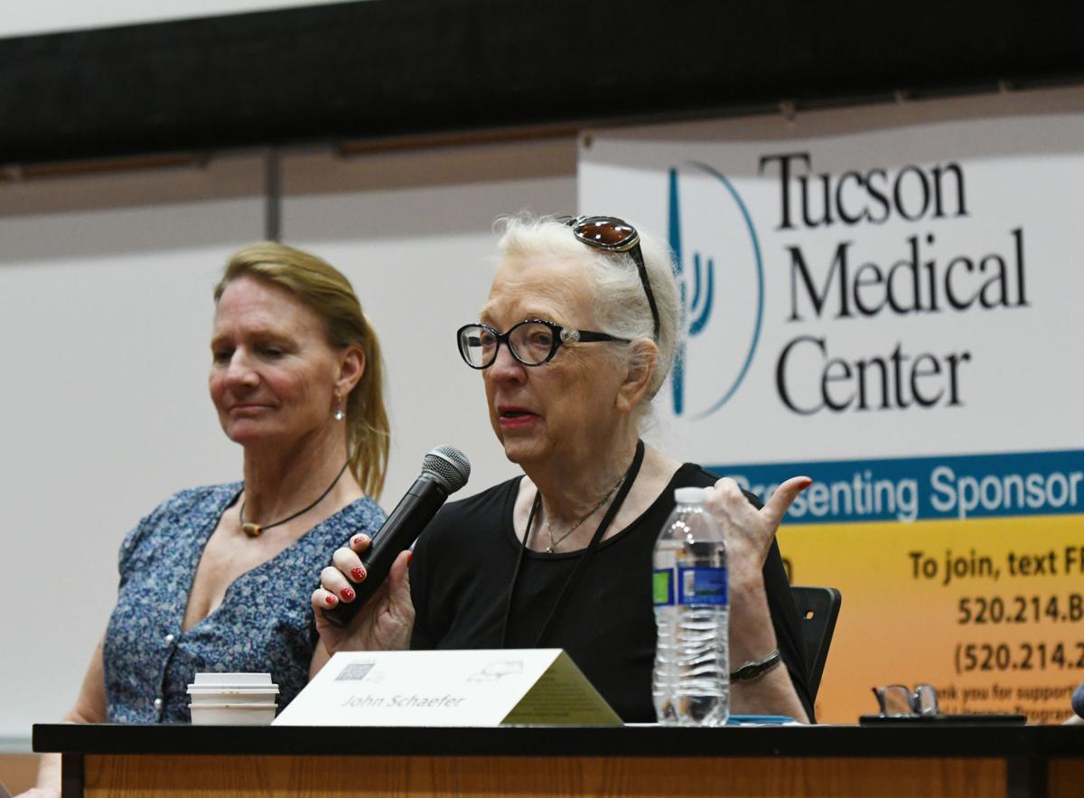 Tucson Festival of Books 2019