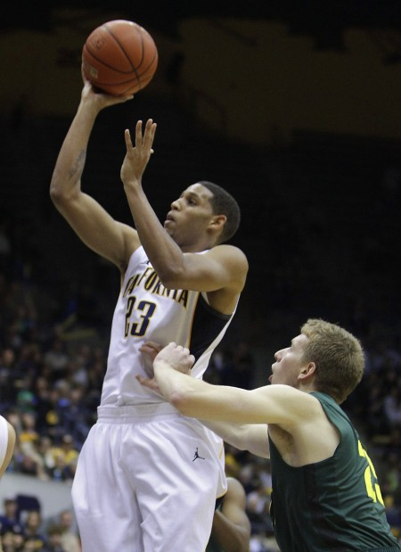 CAL basketball: Increase in playing time lets Crabbe get his legs