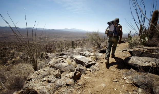 Public's thoughts on Arizona Trail sought