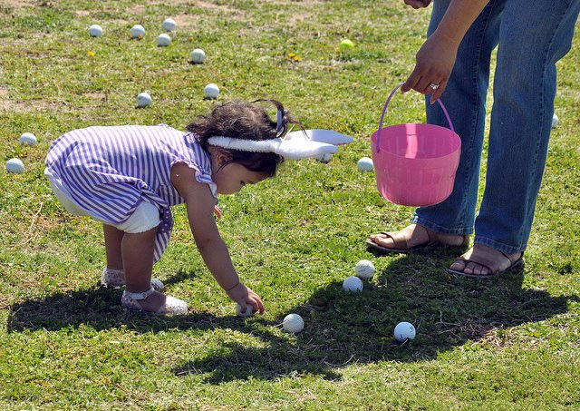 Tucson Parks and Rec egg hunt (copy)