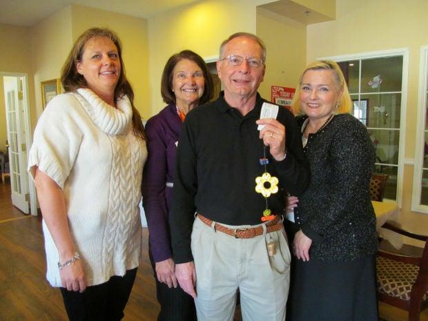 Ben's Bells: Assisted-living volunteer 'really a treasure'