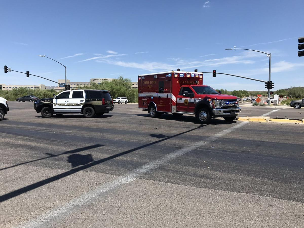 Police: Garbage truck driver ran red light in deadly Oro Valley