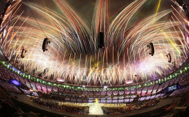 Closing Ceremony: London wraps up Games with more than a little pop
