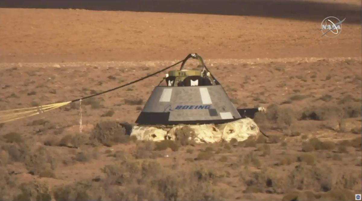 Boeing eyes Willcox Play site for space-capsule landings