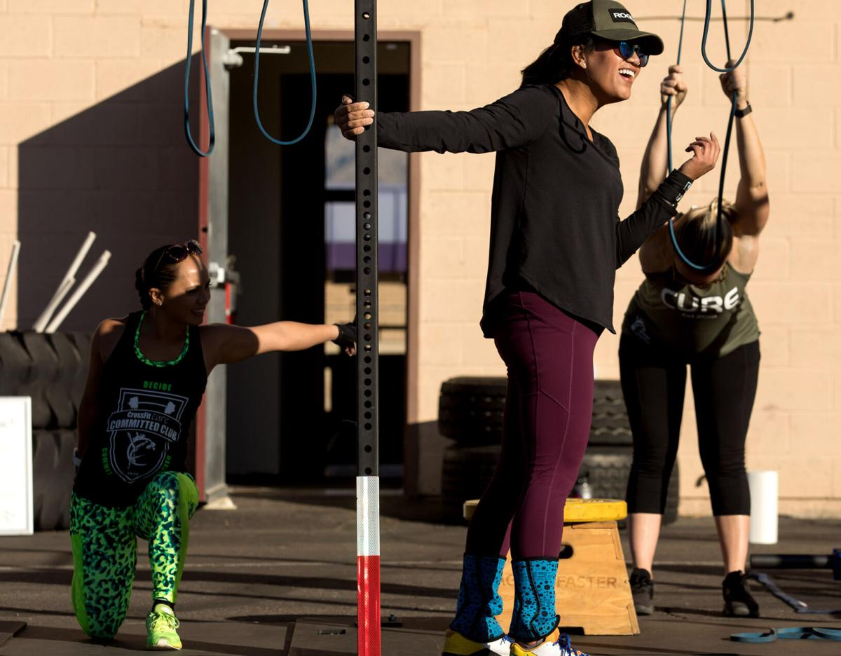 Tucson outdoor fitness