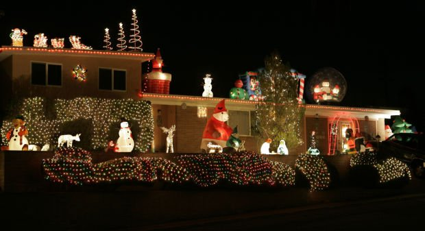 Past Christmases in Tucson - Tucson Christmas Light Displays €� Non-Winterhaven Edition To Do