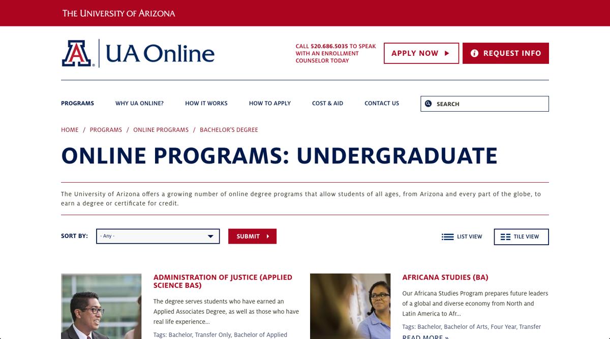 UA Online