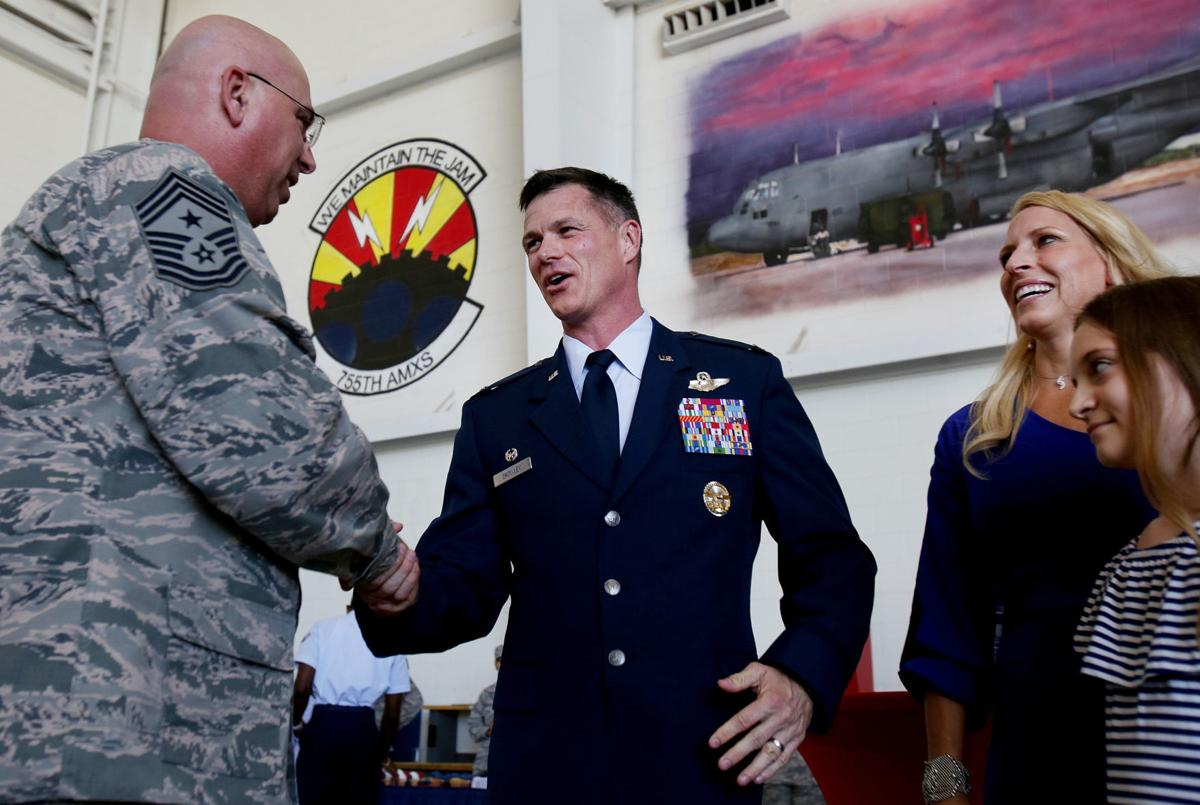 Davis-Monthan change of command