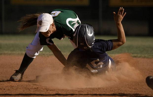CDO vs IRHS softball