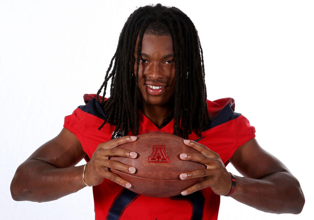Arizona Wildcats portrait day