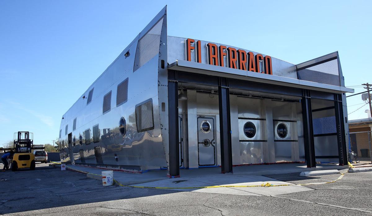 Now Open Bk Owner S Giant Submarine Shaped Restaurant