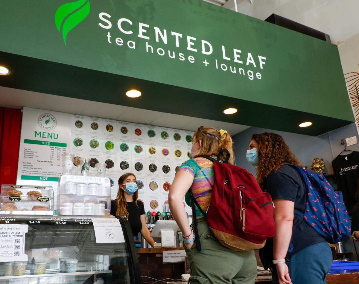 Scented Leaf Tea House