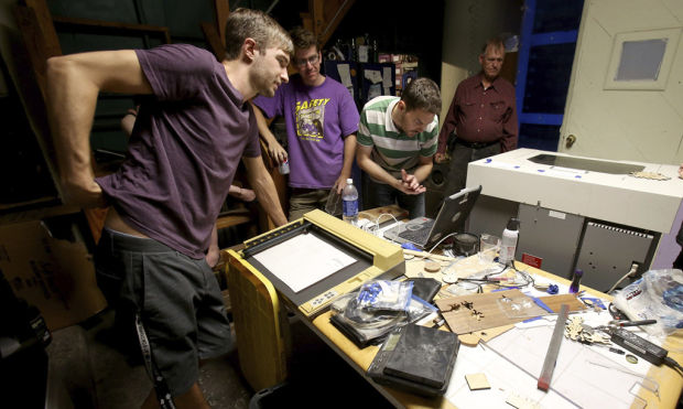 Tucson tech: Xerocraft cooperative workspace for tinkerers moving dowtown