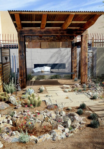 Growdown Contest Winners Show Wonderful Ways To Collect Rainwater Tucson Gardens