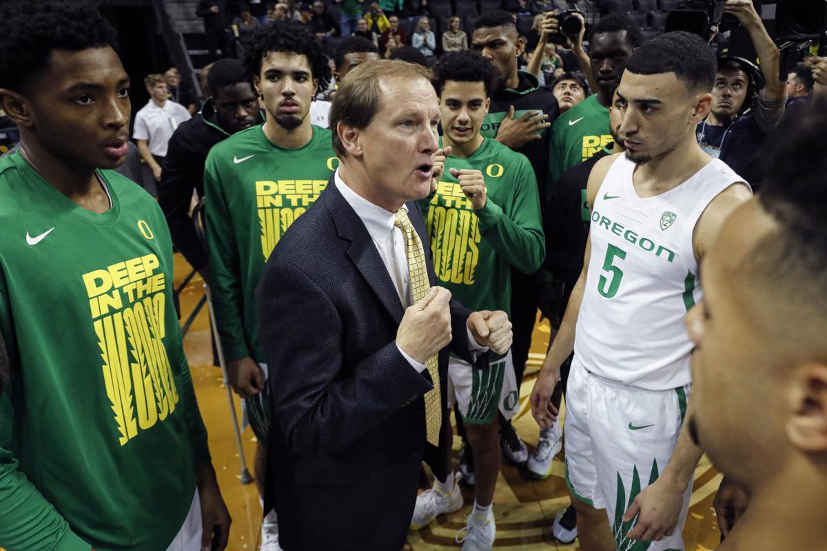 Boise St Oregon Basketball