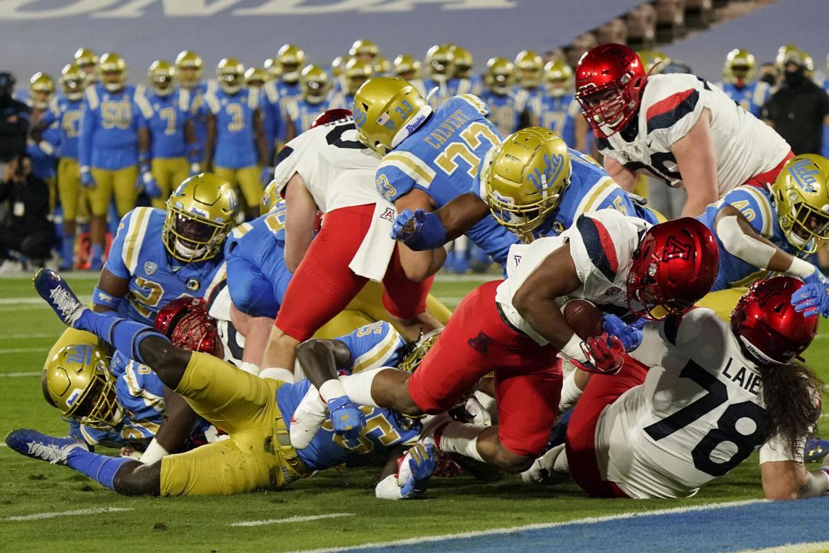 Arizona UCLA Football