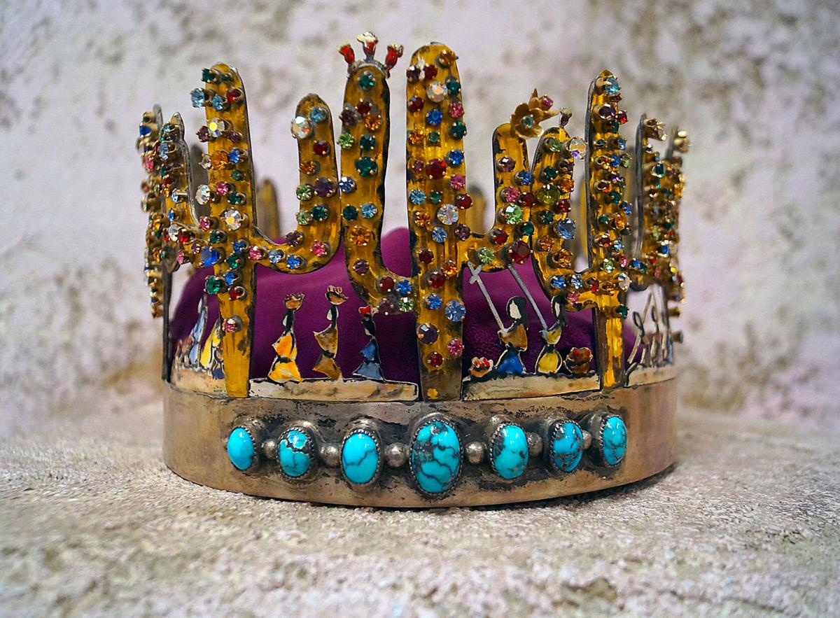 DeGrazia Saguaro Crown
