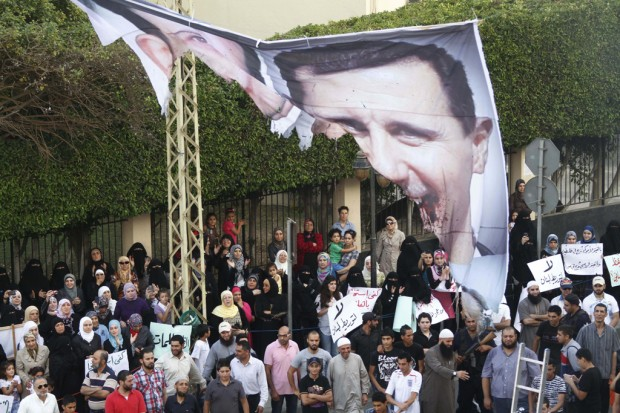 Assad has cards to play as rebels draw closer