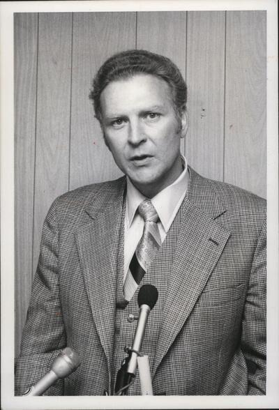 Bill Belknap, Idaho athletic director