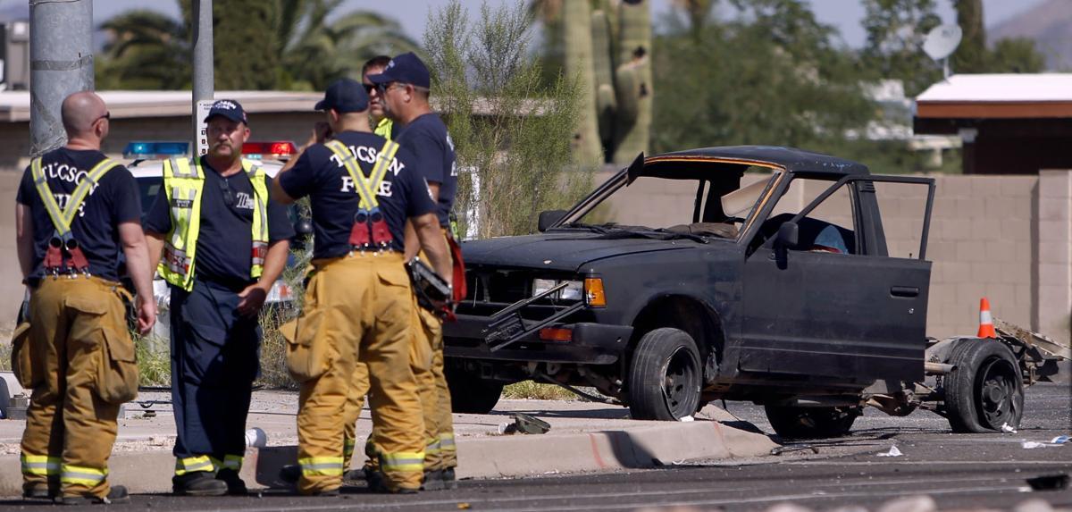 Fatal southside collision