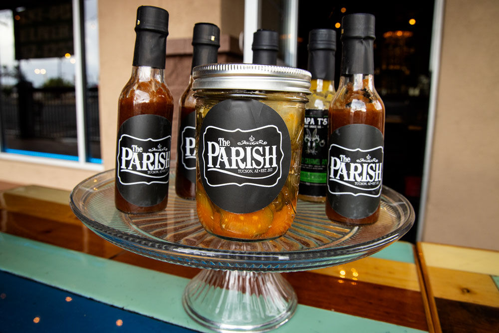 The Parish pickles