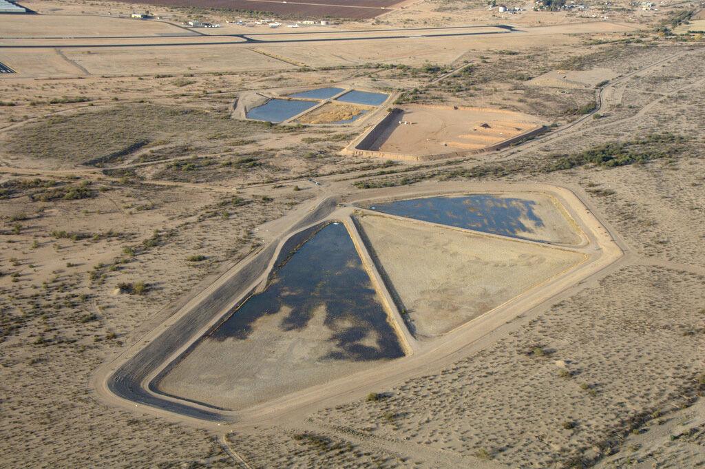 Lower Santa Cruz Recharge Project